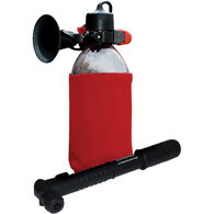 Eco-Blast Refillable Air Horn with Mini Air Pump