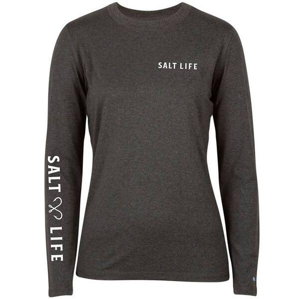 Salt Life Women's Original Life Long-Sleeve Performance Tee