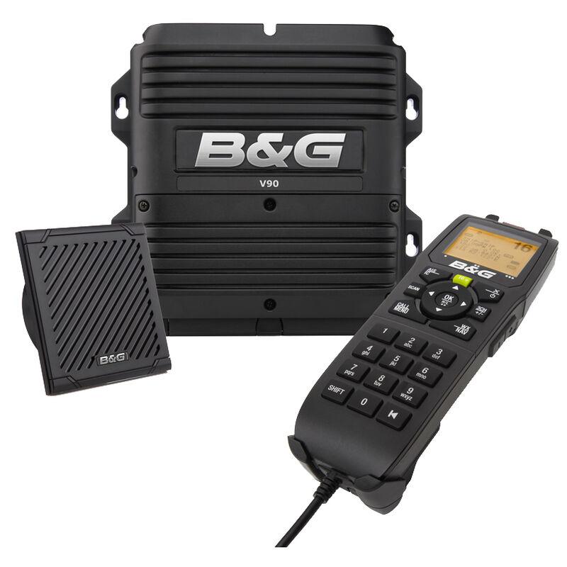 B&G V90 Black Box VHF Marine Radio image number 1