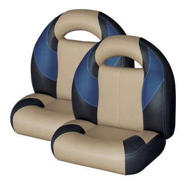 Pro Elite Big Bass Bucket Seat, Pair