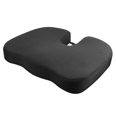 RelaxFusion Memory + Gel Coccyx Cushion