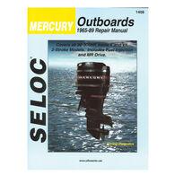 Seloc Outboard Repair Manual for Mercury '65 - '89, 90-300 hp