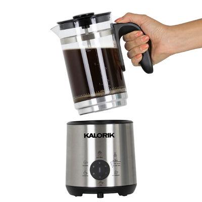 Kalorik Bartista Coffeemaker and French Press