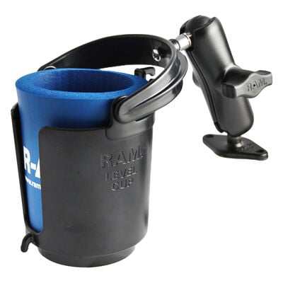 RAM Mount Drink Cup Holder with Diamond Base