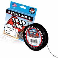 Beaver Dam Super Wax Tip-Up Line