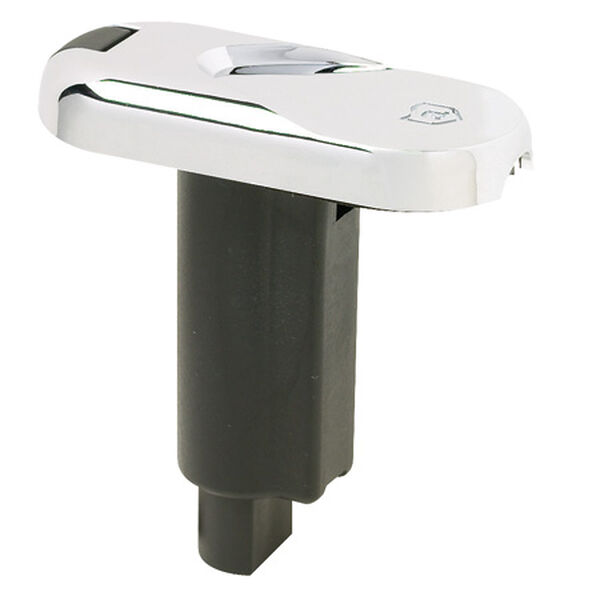 Attwood Easy Lock Plug-In Light Base with Chrome Cover