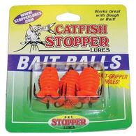 K&E Tackle Catfish Chartreuse Bait Balls, 3-Pack