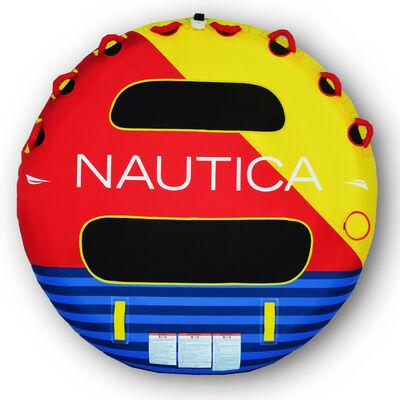 Nautica 3-rider towable deck tube