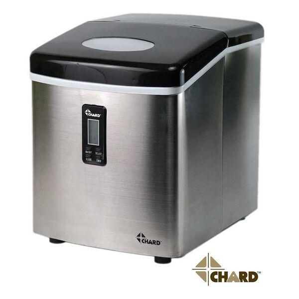 Ice Maker - Stainless Steel
