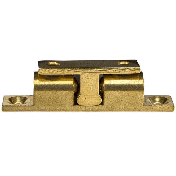 """Whitecap Brass Stud Catch, 1-15/16"""" x 3/8"""""""
