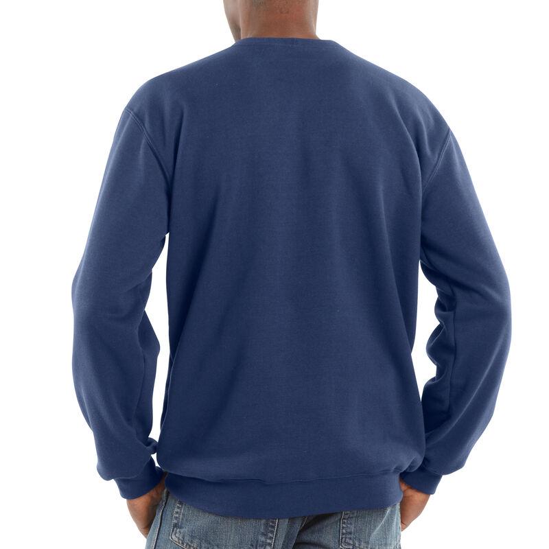 Carhartt Men's Crewneck Sweatshirt image number 5