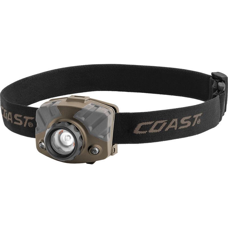 Coast FL78R USB Rechargeable Headlamp image number 1