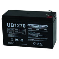 Universal Power Group 12V 7Ah Lead Battery