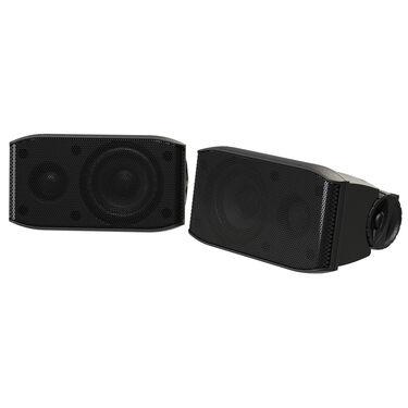 "Fusion MS-BX3020 3"" 2-Way Full-Range Cabin Speakers, Pair"