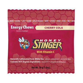 Honey Stinger Pomegranate Passionfruit Energy Chews, 1.8 oz.
