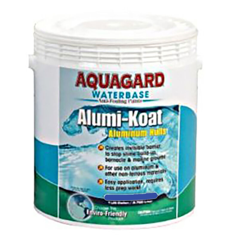 Aquagard II Alumi-Koat Water-Based Anti-Fouling Paint, 2 Gallons image number 3