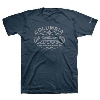 Columbia Men's Cobra Short-Sleeve Tee