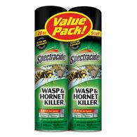 Wasp & Hornet Killer, 20-oz. Aerosol, 2 Pack
