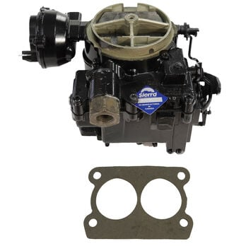 Sierra Remanufactured Carburetor Rochester/Mercruiser, Sierra Part 18-7611-2