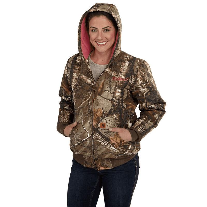 Carhartt Women's Camo Active Jacket image number 3