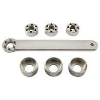 Panther Lower Unit Security Lock For Mercury Verado/Optimax, Triple Engine