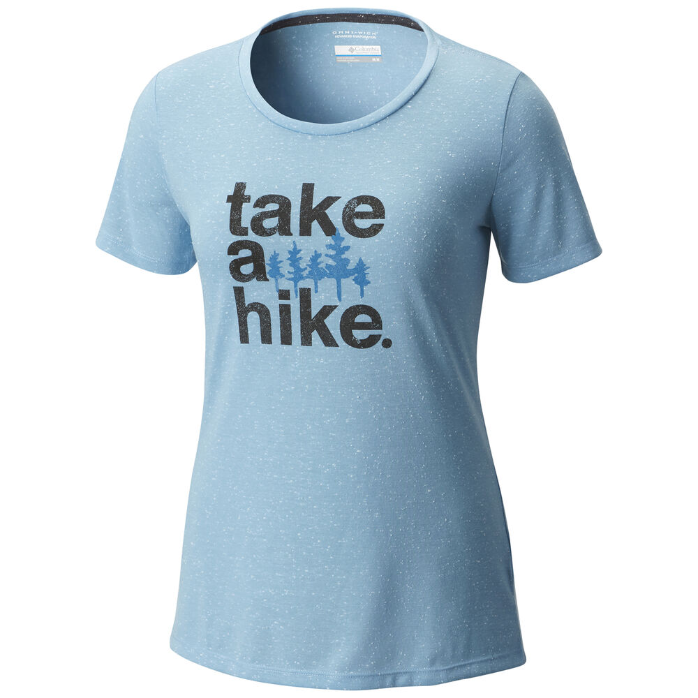 7bd2649a Columbia Women's Take A Hike Short-Sleeve Tee | Overton's