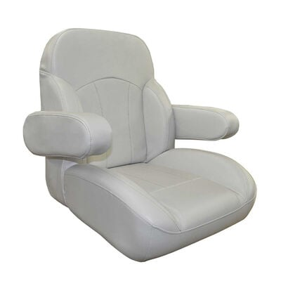 Executive Series Mid-Back Reclining Captain's Chair