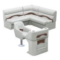 Toonmate Premium Pontoon Furniture Package, Rear Group Package D