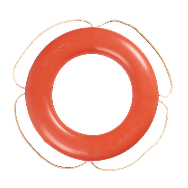 "Aer-O-Buoy Life Rings 24"""