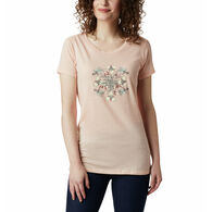 Columbia Women's Hidden Lake Short-Sleeve Crew Tee