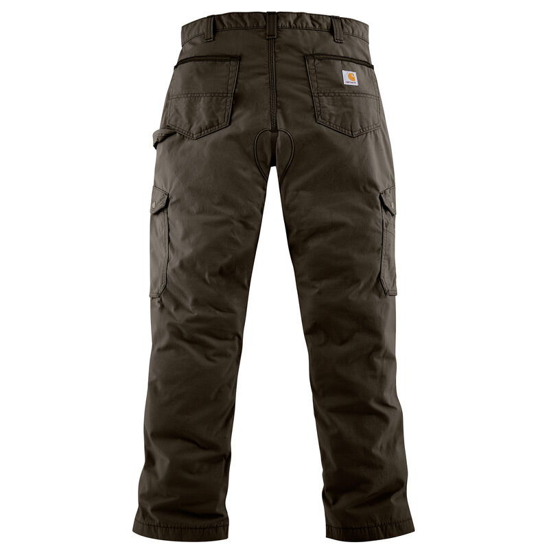 Carhartt Men's Relaxed Fit Double-Front Cargo Work Pant image number 11