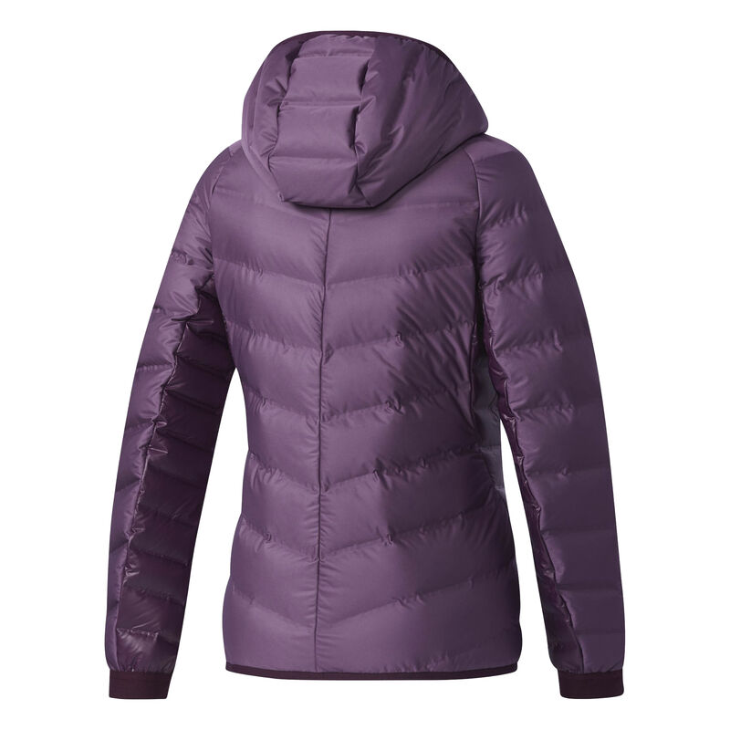 Adidas Women's Nuvic Hooded Down Jacket image number 14