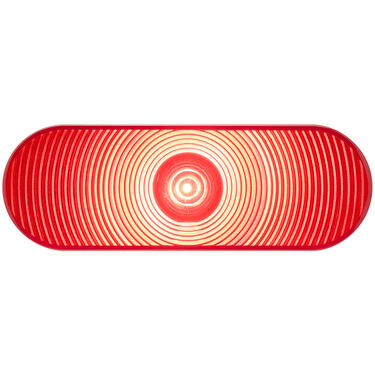 """Optronics One Series LED 6"""" Oval Sealed Tail Light Only"""