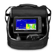 Garmin Panoptix PS22 Ice Fishing Bundle with ECHOMAP UHD 73cv