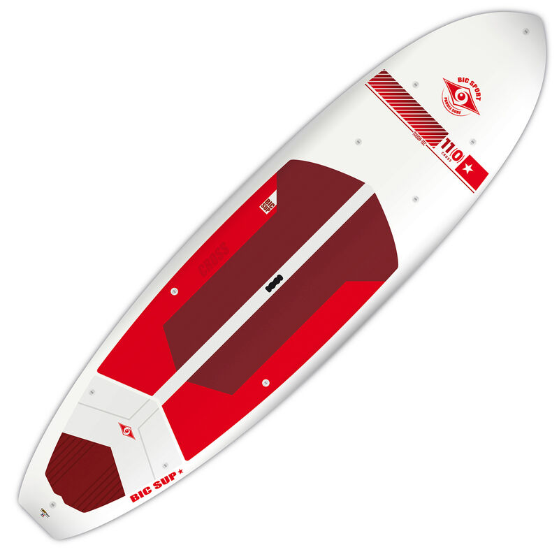 Bic Sport 11' Cross Stand-Up Paddleboard image number 1