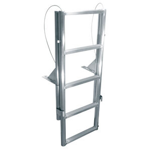 International Dock Finger Pier Lifting Ladder, 4-Step