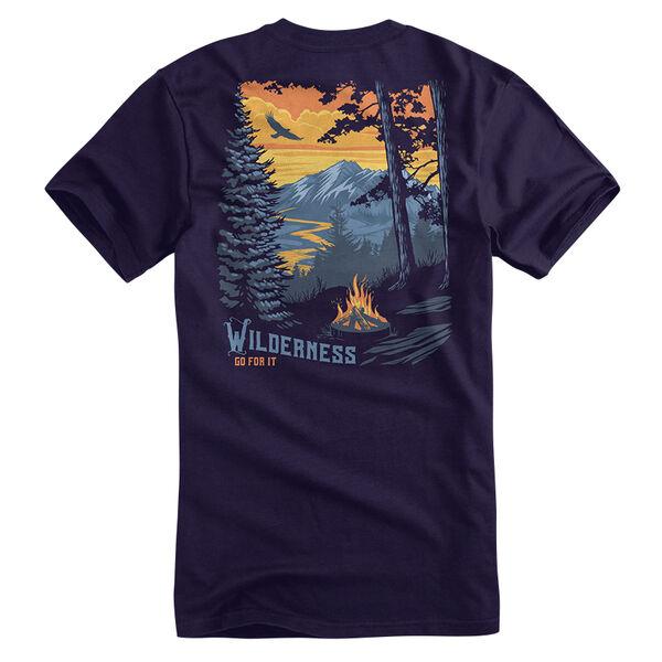 Points North Men's Wilderness Short-Sleeve Tee