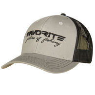 Favorite Fishing Franchise Cap