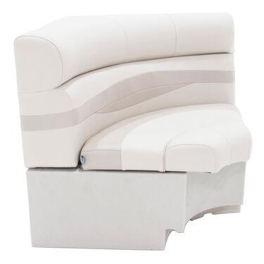 Taylor Made Platinum Series Square Corner Pontoon Seat