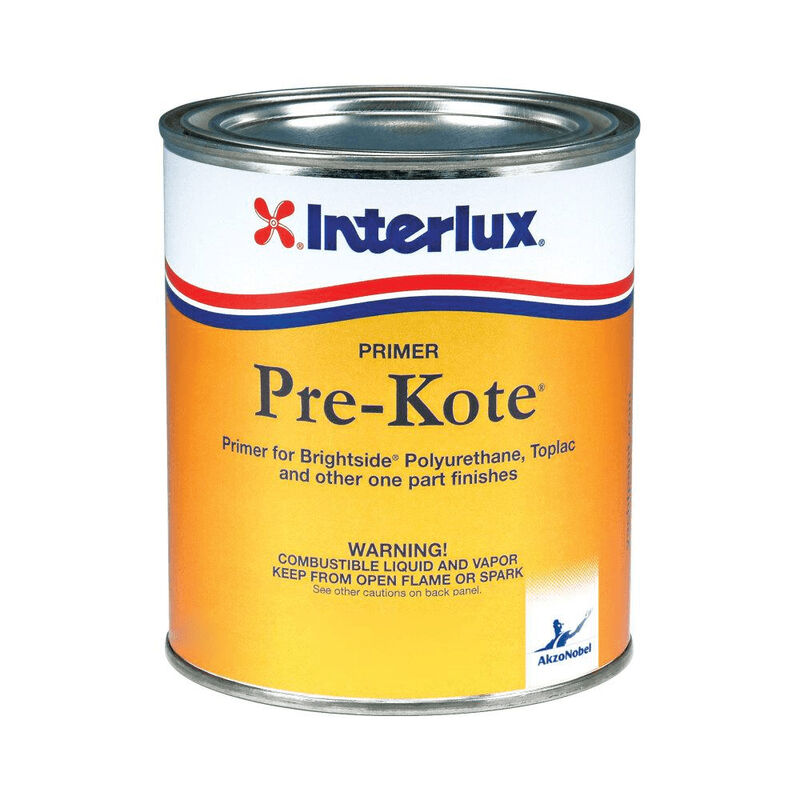 Interlux Pre-Kote Primer, Quart image number 1