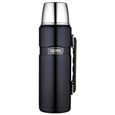 Thermos Stainless King 40-Oz. Vacuum-Insulated Stainless Steel Beverage Bottle