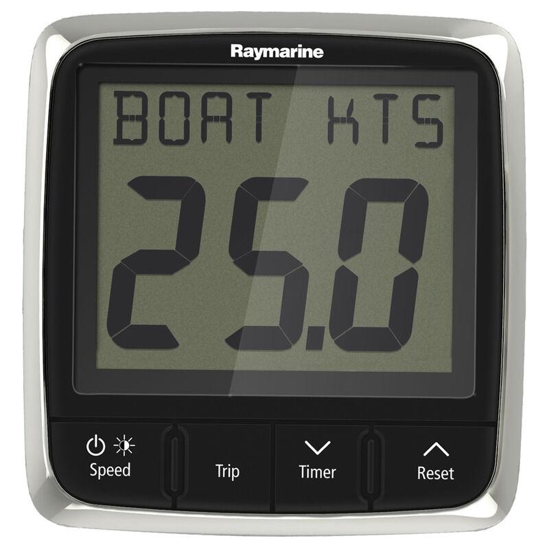 Raymarine i50 Speed Display System with Thru-Hull Transducer image number 1