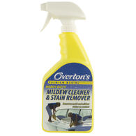 Overton's Mildew Cleaner And Stain Remover, 22 oz.