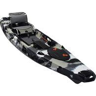 Seastream Angler 120 Kayak - Urban Camo