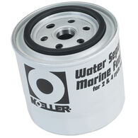 Moeller 10-Micron Long Water Separating Fuel Filter, Universal/Mercury