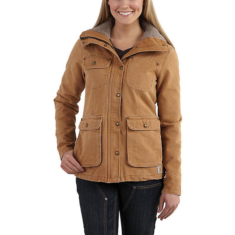 Carhartt Women's Wesley Coat image number 5
