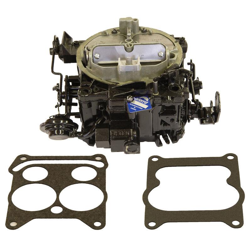 Sierra Remanufactured Carburetor For Rochester/Mercruiser, Sierra Part 18-7604-1 image number 1