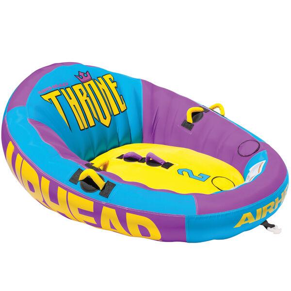 Airhead Throne 2-Person Towable Tube
