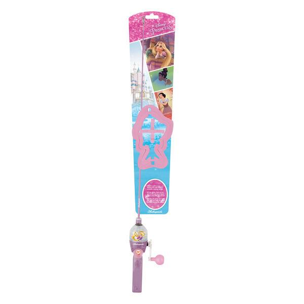 Shakespeare Disney Princess Spincast Combo Lighted Kit 2'6'' Medium 1-Pc.
