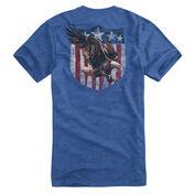 Field Duty Men's Screamin' Eagle Short-Sleeve Tee
